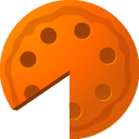 Pizza, O Chocolate icon