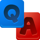 Qna DodgerBlue icon