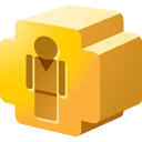 Api, streetview Goldenrod icon