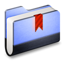 Library, Folder Black icon