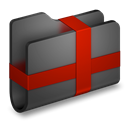 Folder, packages DarkSlateGray icon