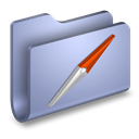 Folder, Sites LightSteelBlue icon