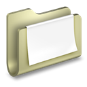 paper, Folder, documents WhiteSmoke icon