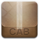 Cab RosyBrown icon
