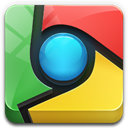chrome DarkSlateGray icon