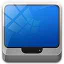 Computer DodgerBlue icon