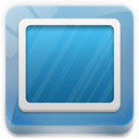 Library, recorder, Tv SteelBlue icon