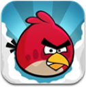 birds, Angry SteelBlue icon