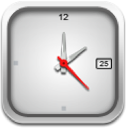 Clock Gainsboro icon