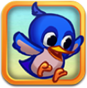 bird, early RoyalBlue icon