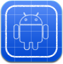File, manager RoyalBlue icon