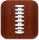 Football SaddleBrown icon