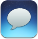 messages DarkSlateGray icon