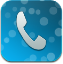 phone Teal icon