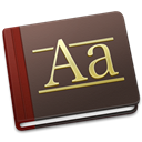 Book, Font DarkSlateGray icon