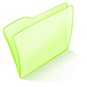 green, normal, dossier PaleGoldenrod icon