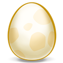 egg Black icon