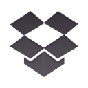 Idle, Dropboxstatus DarkSlateGray icon