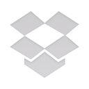 Dropboxstatus, Logo Black icon