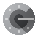 Authenticator DarkGray icon