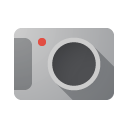 images Gray icon