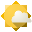 weather SandyBrown icon