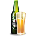 beer Black icon
