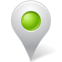 inside, chartreuse, mapmarker, marker Black icon