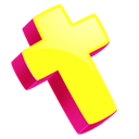cross Black icon