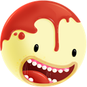 Freaky, head LemonChiffon icon