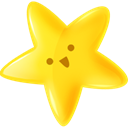 star, yammi Gold icon