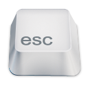 Esc Gainsboro icon