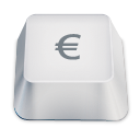 Euro Gainsboro icon