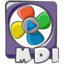 Mdi DarkSlateGray icon