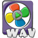 Wav DarkSlateGray icon