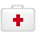suitecase, medical WhiteSmoke icon