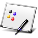 Whiteboard WhiteSmoke icon