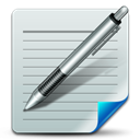 write, document Gainsboro icon