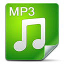 Mp, Filetype ForestGreen icon