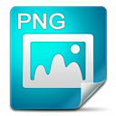 Png, Filetype DarkCyan icon