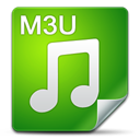 Filetype, mu ForestGreen icon