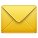 mail Goldenrod icon