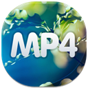 Mp4 Teal icon