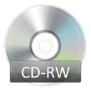 Rw, Cd Black icon