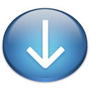 Down SteelBlue icon