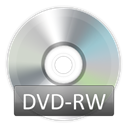 Dvd, Rw Black icon