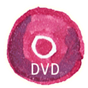 Dvd IndianRed icon