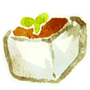 Empty, Recyclebin Ivory icon