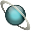 uranus Black icon