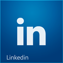 Linkedin, Px Teal icon